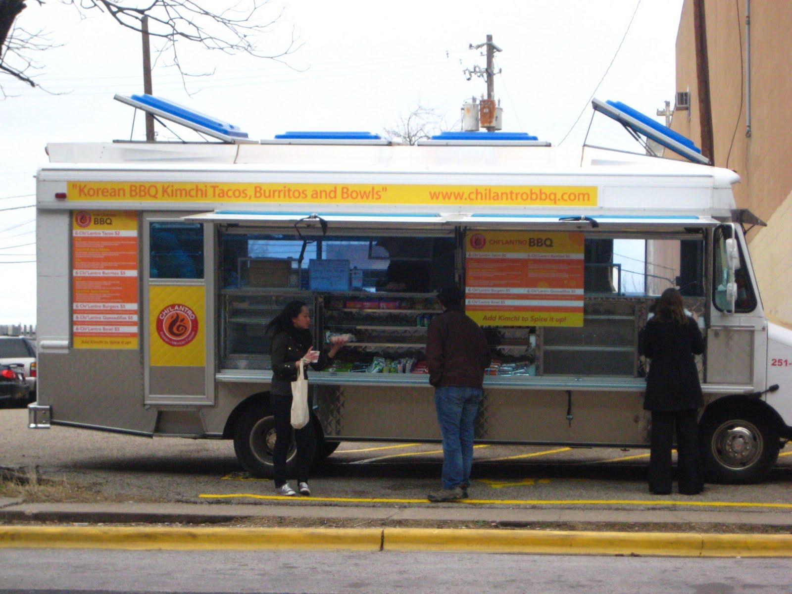 Soco Eats Food Truck Menu