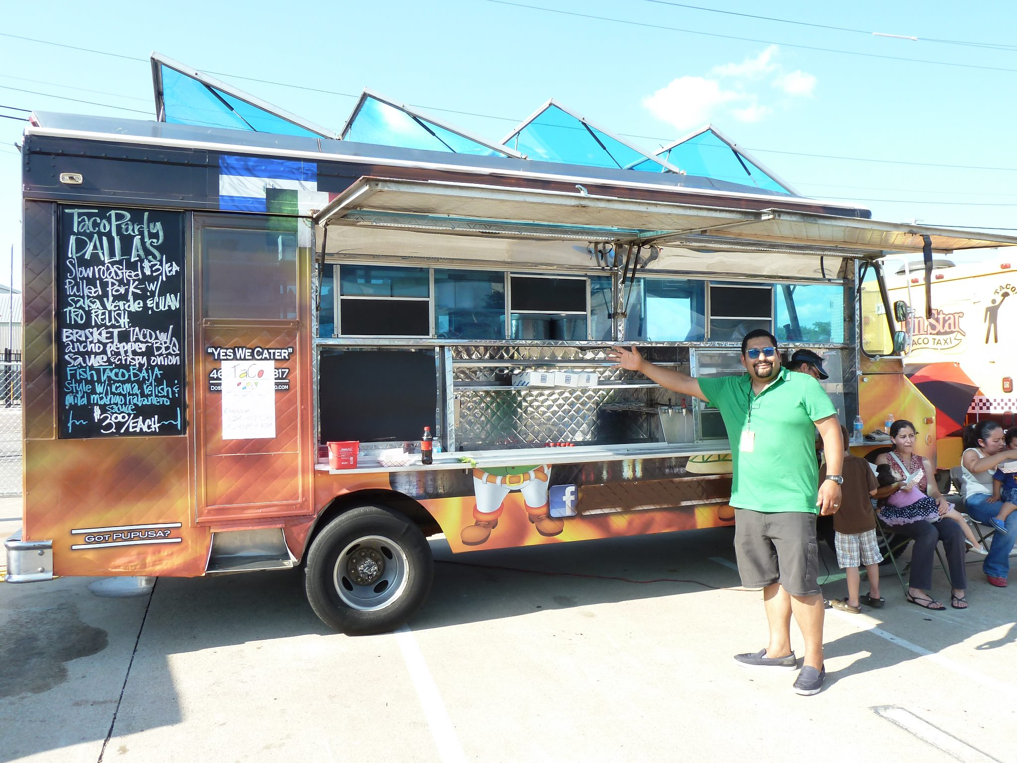 Taco Party Dallas Newest Food Truck