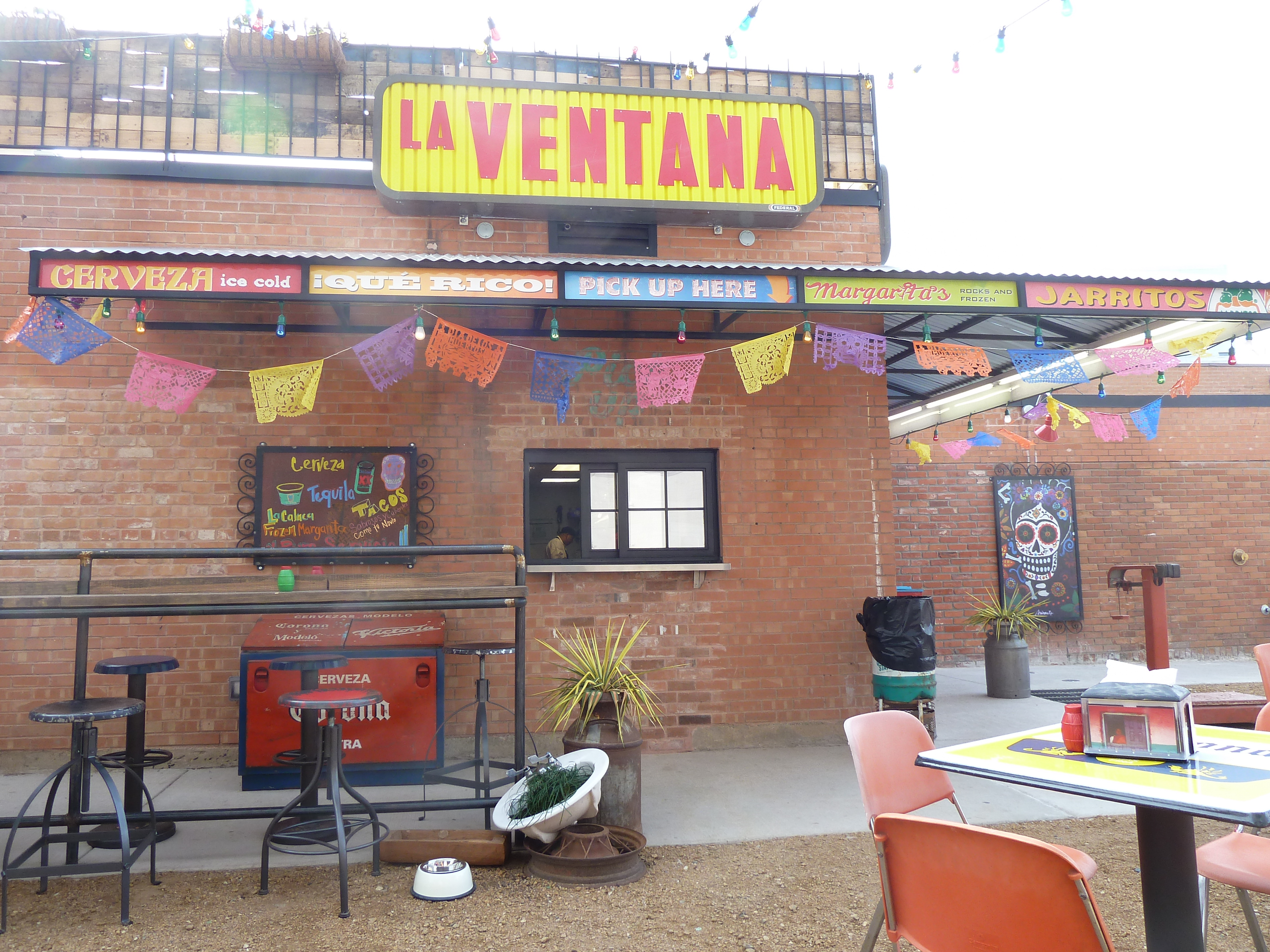 Taquer 237 A La Ventana The Taco Trail