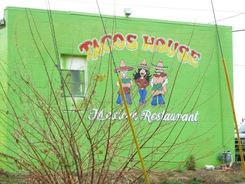 Taco House Exterior