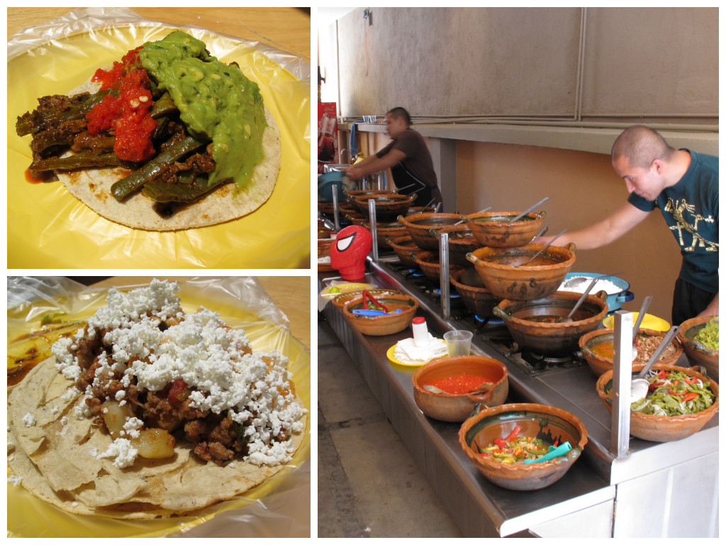 Mexico City: Tacos de Guisado | The Taco Trail