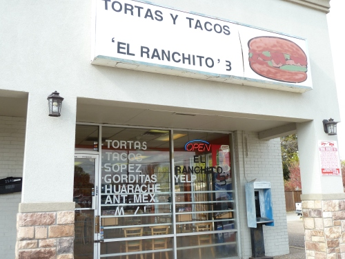 El Ranchio #3's exterior
