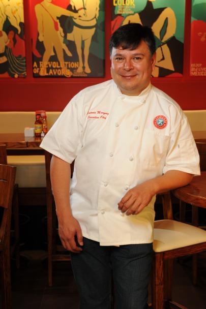 Chef Antonio Marquez