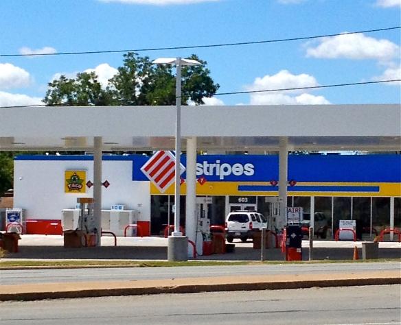 Stripes Gas Station Near Me >> Stripes Laredo Taco Company The Taco Trail