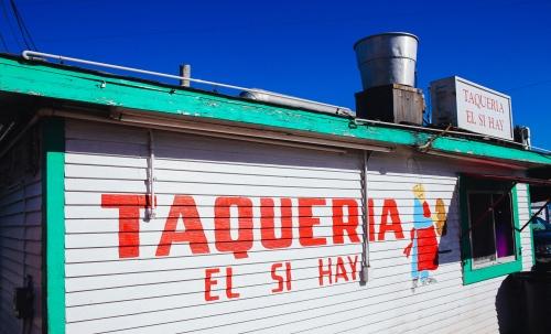 Taqueria El Si Hay by Catherine Downes
