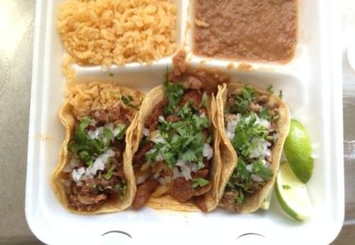 Tacoqueta's No. 1 Special