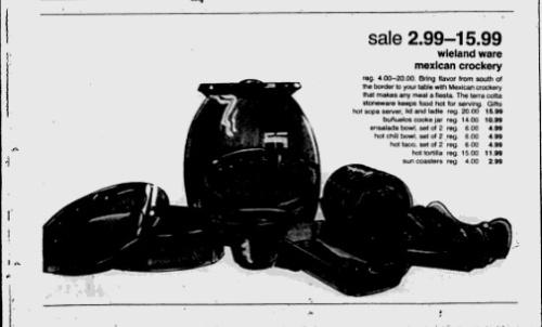 Prescott The Courier 1984.