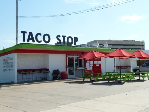 Make time for Taco Stop.