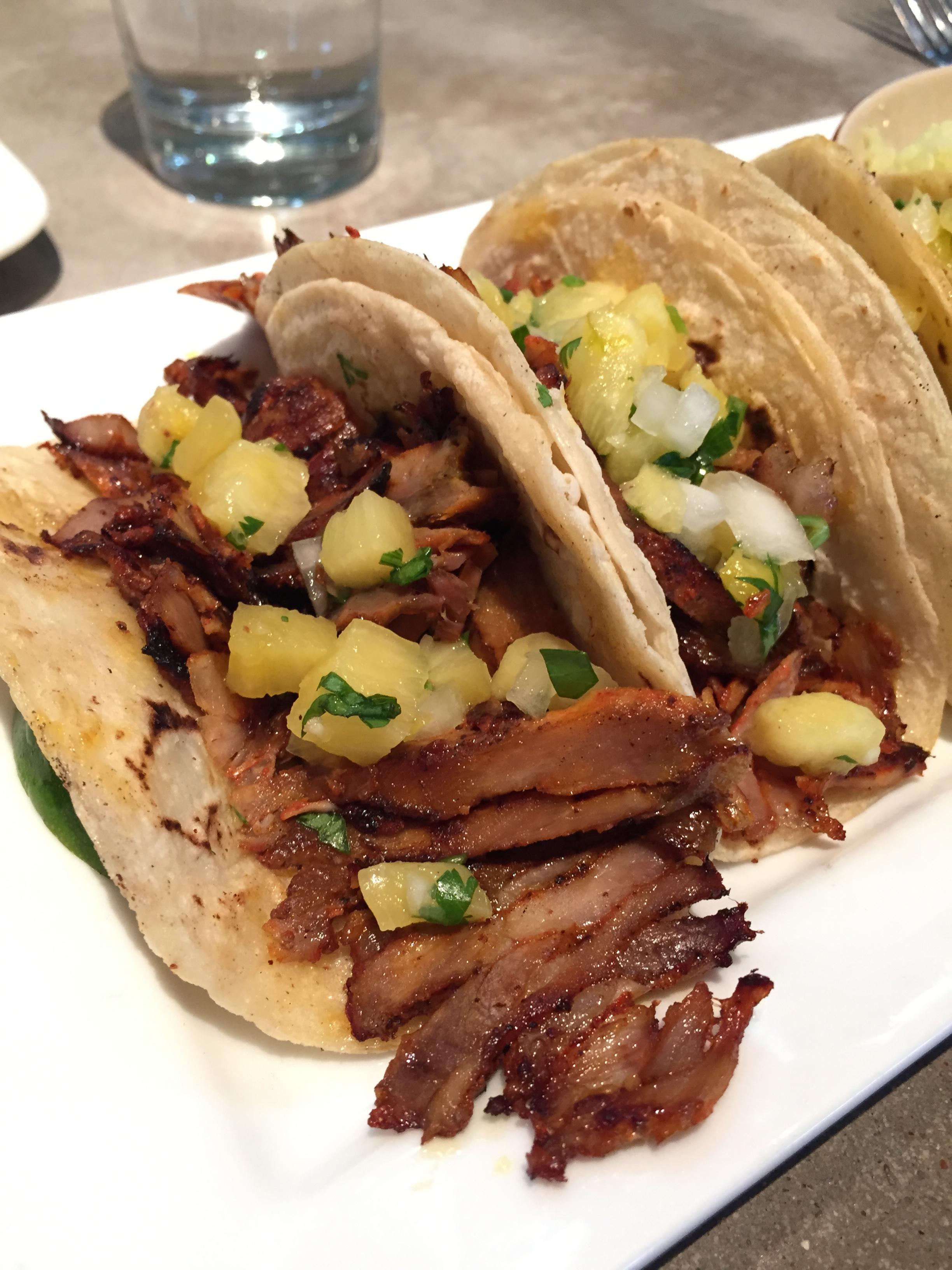 tacos al pastor the taco trail. Black Bedroom Furniture Sets. Home Design Ideas