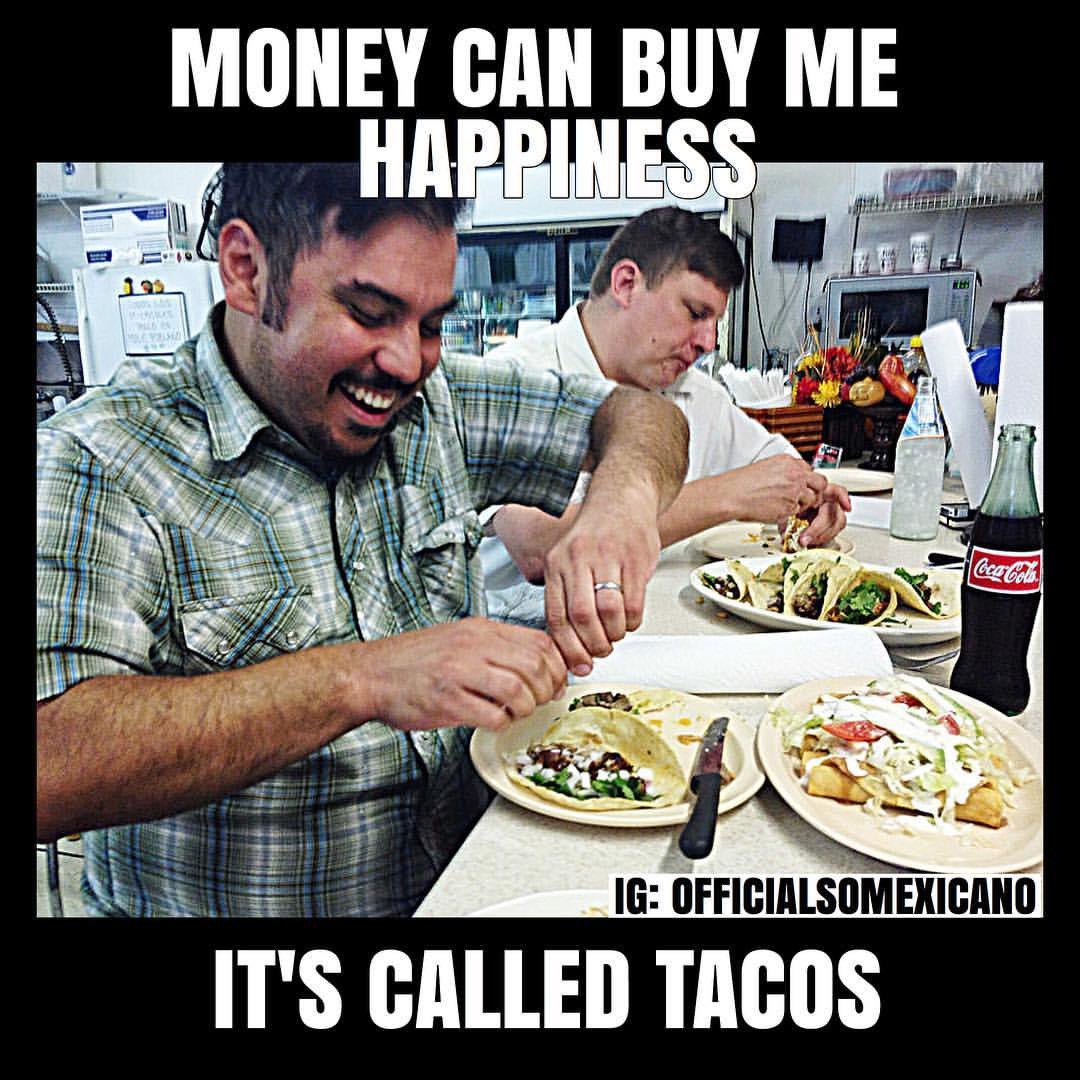 I woke up one morning to learn im a taco meme